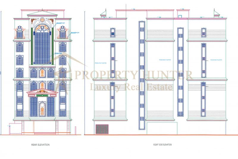Building for Hotel Apartments in Um Ghuwailina -3
