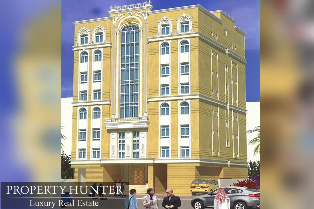 Brand New Hotel Apartments Building in Al Sadd