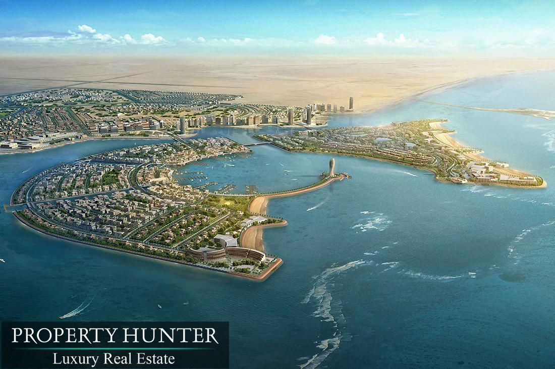 Lands  in  Lusail Waterfront by Installment