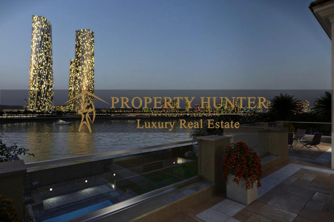 -Lands--in--Lusail-Waterfront-by-Installment