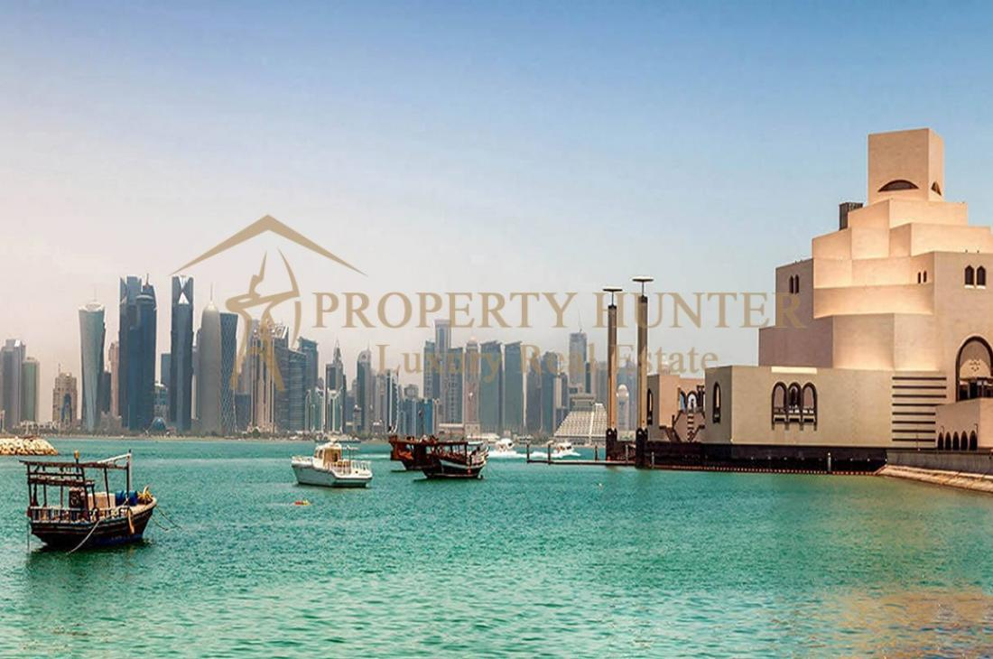 Residential-Building-in-Bin-Mahmoud,-Doha-For-Sale
