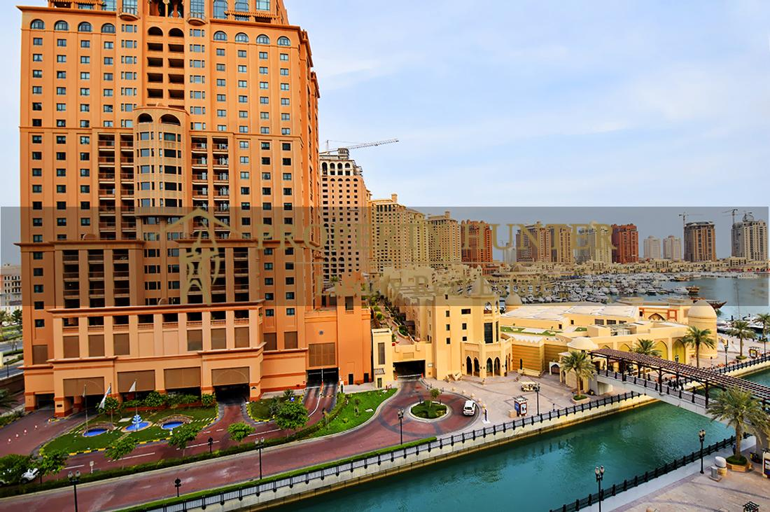 Apartment For Sale in The Pearl Qatar 1 Bed